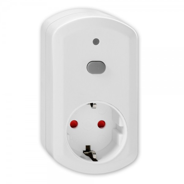 Funk-Steckdosenempfänger commeo Adapter Plug