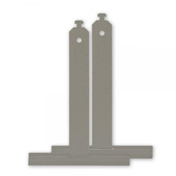"""2 Mini-Aufhängefedern """"Softtouch"""", 136 mm, zum Einhängen"""
