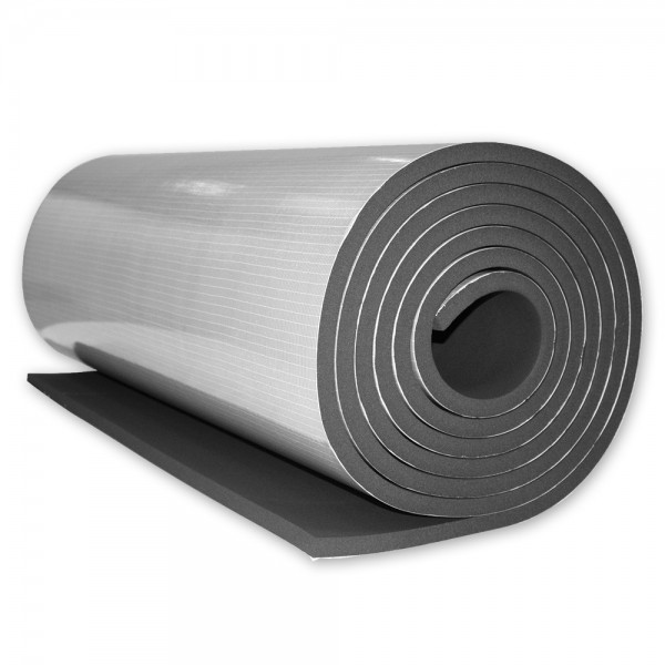 Energiespar-Isoliermatte selbstklebend, Stärke 32 mm, 1 m x 3 m