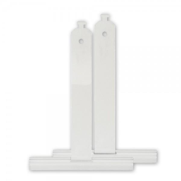 2 Mini-Aufhängefedern, 136 mm, zum Einhängen