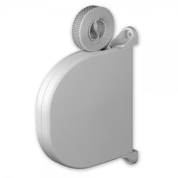 Mini-Aufputz-Gurtwickler Tondo, mit Gurt
