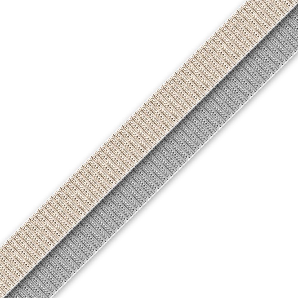 rolladengurte grau beige 5 10 50 m top preis rolladen. Black Bedroom Furniture Sets. Home Design Ideas