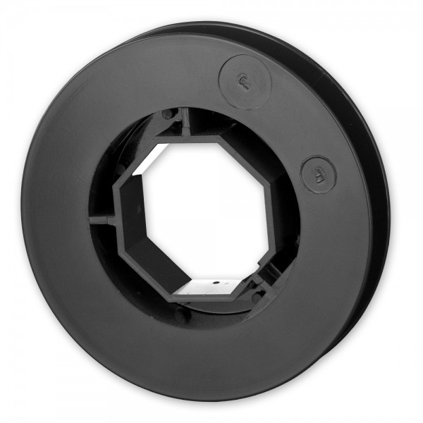 Mini-Gurtscheibe für SW 40-Welle, Ø 100 mm