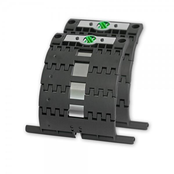"""2 Hochschiebesicherungen """"SecuBlock XL rapid"""", 3-gliedrig"""